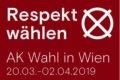 AK Wien Wahl 2019; Ergebnisse im Detail
